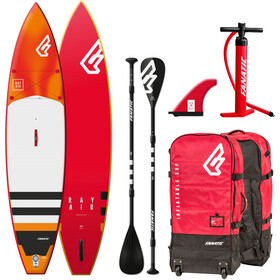 """Fanatic Ray Air Premium Paquete 11'6"""" Tabla Stand Up Inflable con Palas y Bomba, none"""
